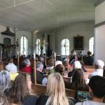Kapellet inomhus