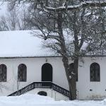 Kapellet framifrån