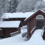 Miljöbild Kvarnen och Biblioteket